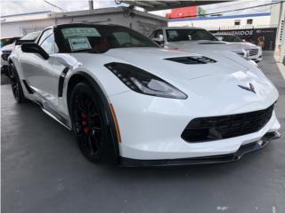 Chevrolet Puerto Rico Chevrolet, Corvette 2019