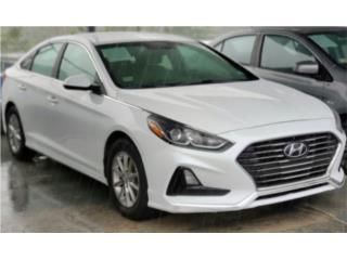 Hyundai Puerto Rico Hyundai, Sonata 2018