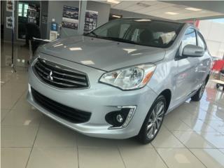 Mirage Poco credito OK , Mitsubishi Puerto Rico
