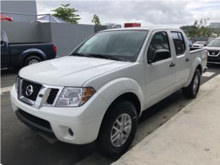 Nissan Frontier Pro4 4x4 2019 , Nissan Puerto Rico