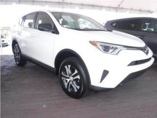 Toyota, Rav4 2018, Yaris Puerto Rico