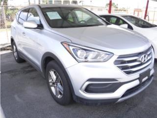 Hyundai Puerto Rico Hyundai, Santa Fe 2018