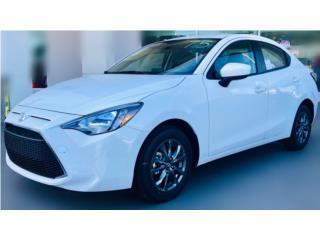 YARIS SEDAN HASTA 35MPG! ARPS Y FOG LIGHT , Toyota Puerto Rico