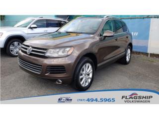 Volkswagen Atlas (SEL) Premium 2018 , Volkswagen Puerto Rico