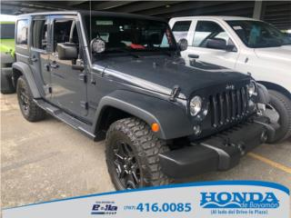 2013 JEEP WRANGLER UNLIMITED 2013 , Jeep Puerto Rico
