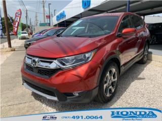 2016 HONDA CR-V SPECIAL EDITION , Honda Puerto Rico