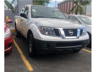 Nissan Puerto Rico Nissan, Frontier 2017