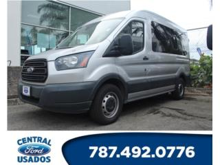2017 FORD TRANSIT CARGO 250 , Ford Puerto Rico