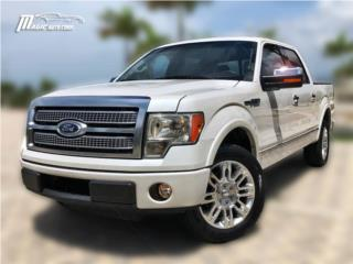 Ford, F-150 2010, F-150 Puerto Rico