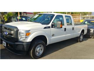 Ford Puerto Rico Ford, F-250 Pick Up 2016
