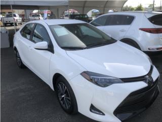 TOYOTA COROLLA 2018!!! , Toyota Puerto Rico