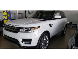 LandRover Puerto Rico LandRover, Range Rover 2016