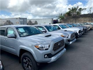 Tocars Toyota 3 Puerto Rico
