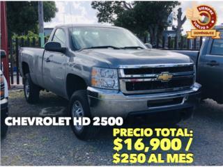 2018 CHEVROLET SILVERADO 1500 4X4 , Chevrolet Puerto Rico