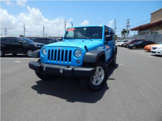 2016 JEEP GRAND CHEROKEE LIMITED 75 ANIVERSAR , Jeep Puerto Rico