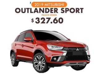 Mitsubishi, Outlander 2019, Outlander Puerto Rico