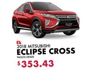 Mitsubishi Puerto Rico Mitsubishi, Eclipse Cross 2018