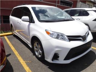 Toyota, Sienna 2018, Toyota Puerto Rico