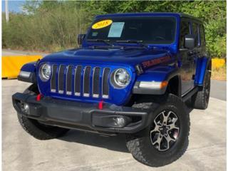 Jeep, Wrangler 2018  Puerto Rico