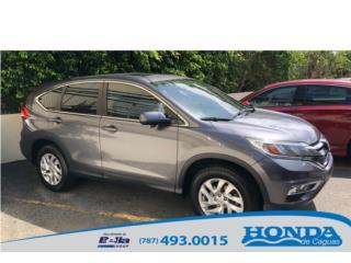 Honda, CR-V 2015, Civic Puerto Rico