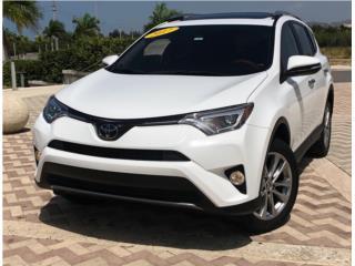 Toyota, Rav4 2017, Rav4 Puerto Rico