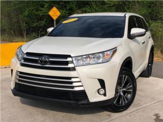 Toyota, Highlander 2017  Puerto Rico