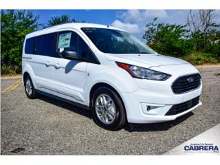 Ford, Transit Connect 2019, Nissan Puerto Rico