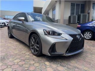 LEXUS IS 300F 2018 *POCO MILAJE , Lexus Puerto Rico