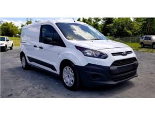 Ford, Transit Connect 2017, E-250 Van Puerto Rico