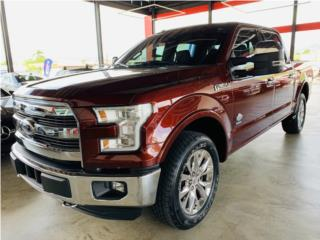 Ford F150 XL 4x4 4pts 2017 , Ford Puerto Rico