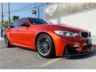 BMW Puerto Rico BMW, BMW M-3 2015