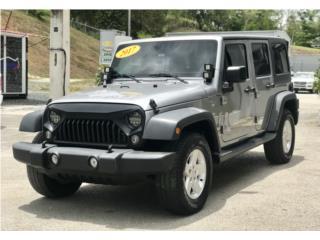 WRANGLER 4X4 COMO NUEVO! , Jeep Puerto Rico