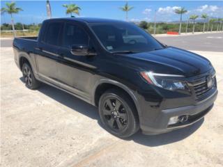 Honda, Ridgeline 2017, Fit Puerto Rico