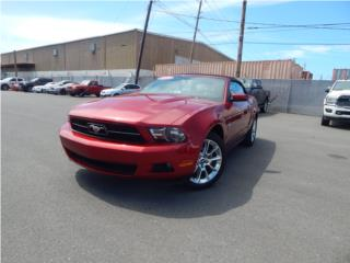 Ford Puerto Rico Ford, Mustang 2010