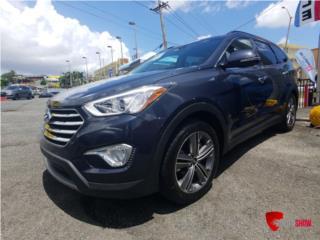 Hyundai Puerto Rico Hyundai, Santa Fe 2014