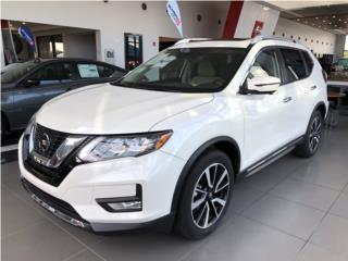 Nissan, Rogue 2019, Toyota Puerto Rico