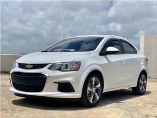 Chevrolet, Sonic 2018  Puerto Rico