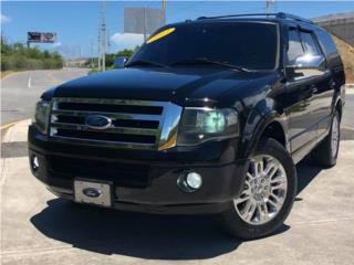 Ford Puerto Rico Ford, Expedition 2012