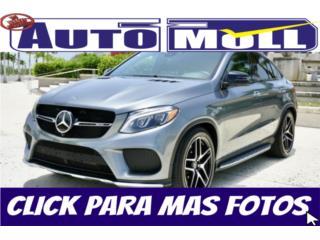Mercedes Benz Puerto Rico Mercedes Benz, GLE 2018