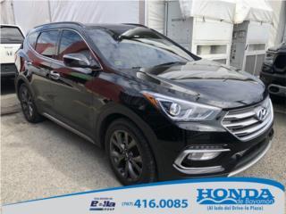 Hyundai, Santa Fe 2018, Hyundai Puerto Rico