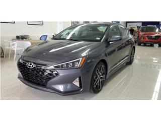 Hyundai, Elantra 2019, Elantra Puerto Rico