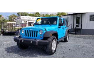 Patriot nitida , Jeep Puerto Rico