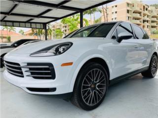 Porsche Puerto Rico Porsche, Cayenne 2019