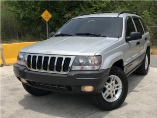 Jeep Puerto Rico Jeep, Cherokee 2003