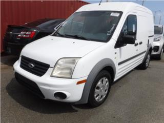 Ford Puerto Rico Ford, Transit Connect 2013