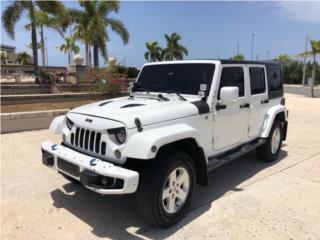 2018 Jeep Wrangler Unlimited Como Nuevo  , Jeep Puerto Rico