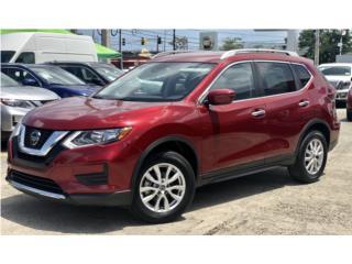 Nissan, Rogue 2019, NV de Carga Puerto Rico