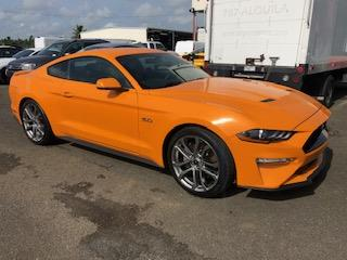 FORD MUSTANG COUPE 2019  , Ford Puerto Rico