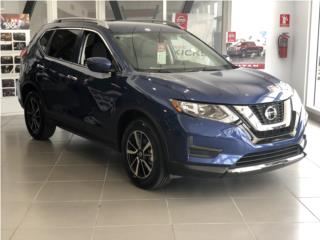 Nissan Rogue Sport SV 2018 , Nissan Puerto Rico