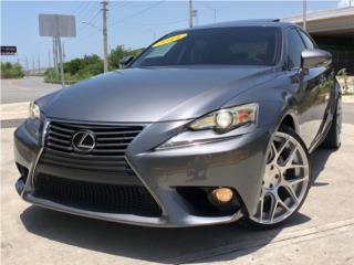 Lexus, Lexus IS 2014  Puerto Rico